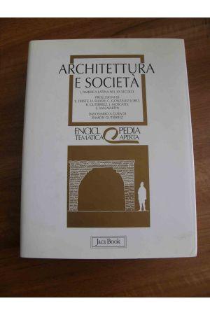 Architettura e societàᅠ. L'America latina nel XX secolo