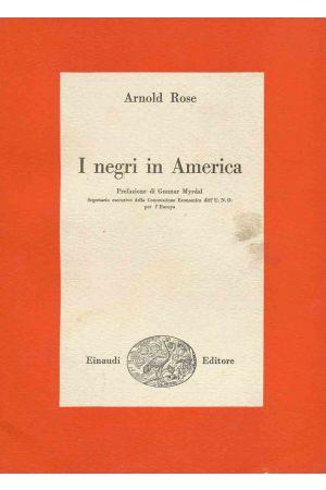 I negri in America