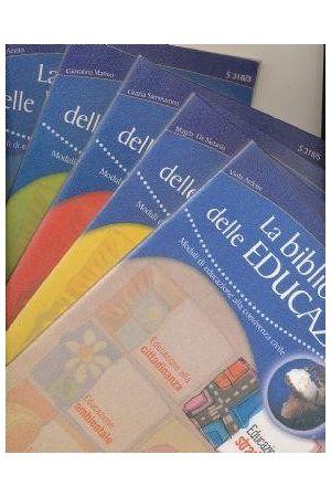 la biblioteca delle educazioni