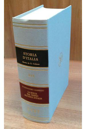La Sicilia dal Vespro all'Unitàᅠ d'Italia - Volume 16